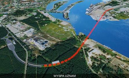 Ważą się losy budowy tunelu w Świnoujściu
