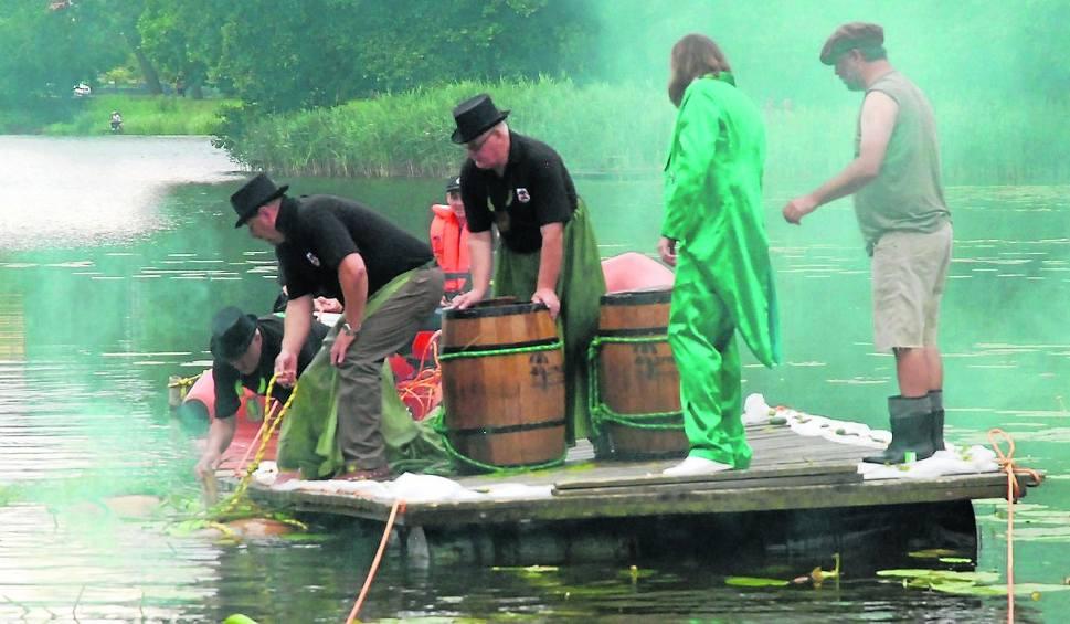 Film do artykułu: Festyn z jeziorowym ogórkiem w Kaliszu Pomorskim