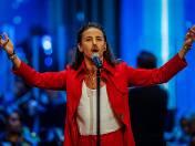 25.05.2018 sopot. opera lesna. polsat super hit festiwal 2018. dzien pierwszy. nz. michal szpak   fot. karolina misztal / polska press/dziennik balt