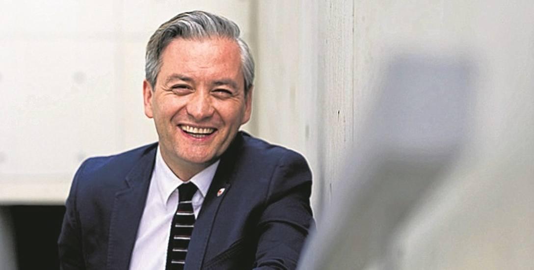 Robert Biedroń, prezydent Słupska.