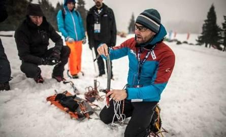 WinterCamp - szkoła przeżycia na Turbaczu