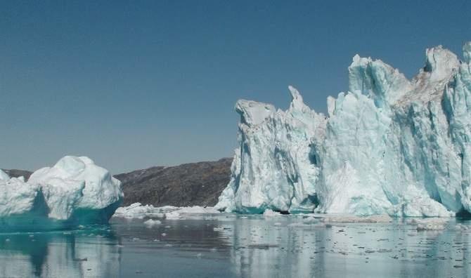 Jachtem pośród pól lodowych po rekord świata
