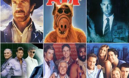 Kultowe seriale z lat 90. Co z nich pamiętasz?