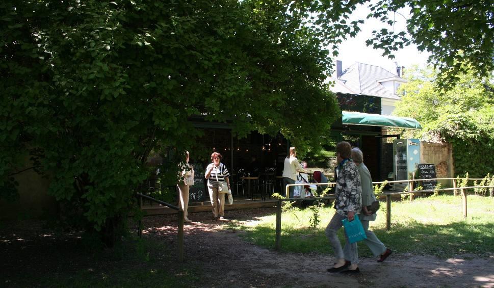Film do artykułu: Kontrowersje wokół kawiarni na Jasnych Błoniach [ZDJĘCIA]