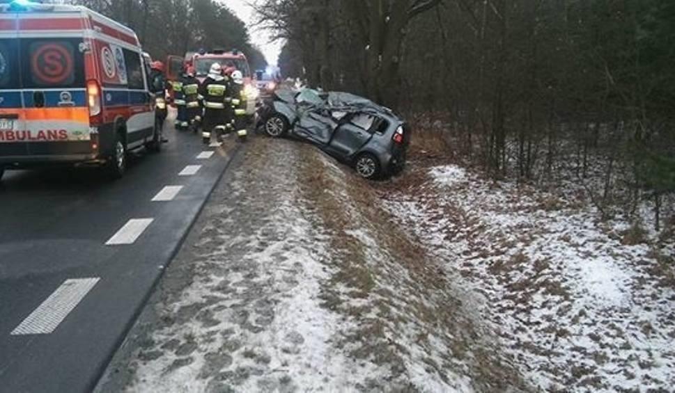 Film do artykułu: Bożówka. W wypadku zginął 64-letni lekarz ze Stalowej Woli, Stanisław Sajdek