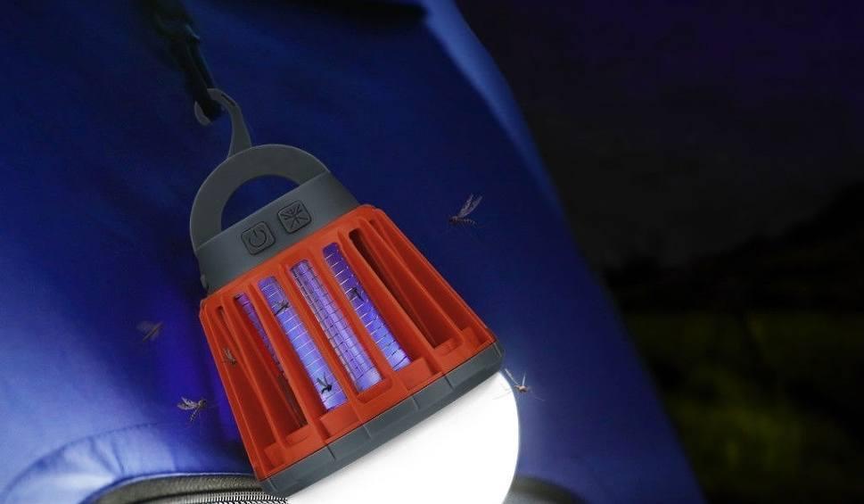Film do artykułu: Lampa UV przeciwko komarom Media-Tech MT5702 - nasz test [FILM] - Laboratorium odc. 39