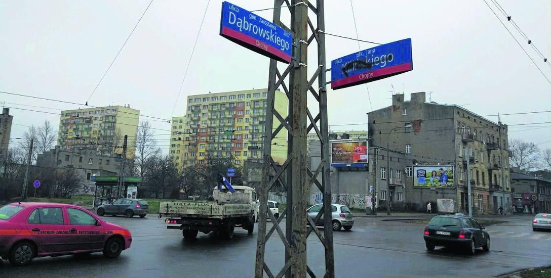 Rusza remont ulicy Dąbrowskiego. Zamknięte będzie skrzyżowanie...