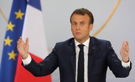Emmanuel Macron za zmniejszeniem strefy Schengen. Nie chce w niej współpracować z krajami, które nie realizują polityki migracyjnej UE