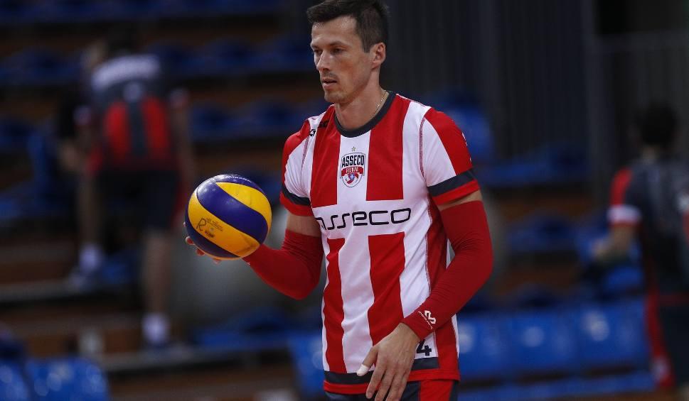 Film do artykułu: Rafał Buszek, przyjmujący Asseco Resovii: Każde zwycięstwo ze Skrą Bełchatów jest czymś wielkim [WIDEO]