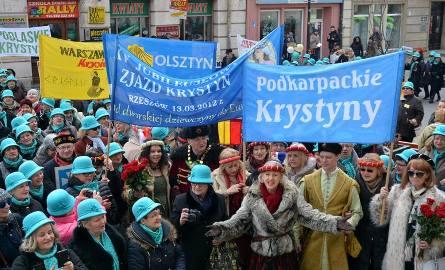 Coroczny zjazd Krystyn to największa impreza imieninowa w Polsce