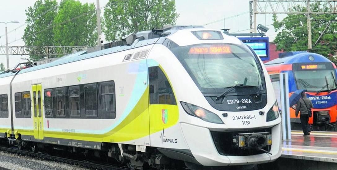 Pasażerowie chwalą sobie podróż koleją na trasie Nowa Sól - Zielona Góra - Poznań. Chcieliby w podobnych warunkach jeździć do innych miast regionu