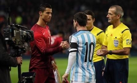 Ronaldo powalczy z Messim o mistrzostwo... Ameryki Południowej? [WIDEO]
