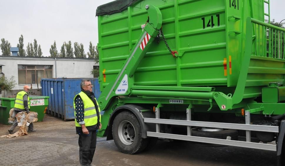Film do artykułu: Gmina Niepołomice. Nowe punkty zbiórki odpadów - za rok