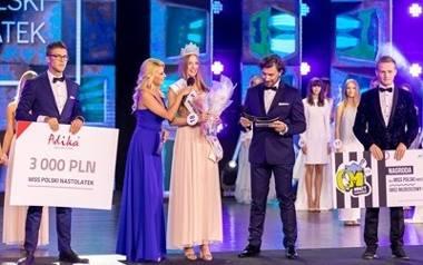 Miss Polski Nastolatek wybrana! Na scenie amfiteatru w Świnoujściu koronowana została Magdalena Michalska z Orzesza
