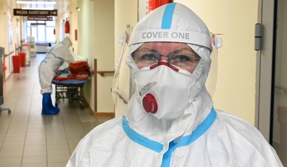 Film do artykułu: Bohaterowie czasów pandemii [1]. Zobacz jak naprawdę wygląda walka o życie ludzi [FILM]