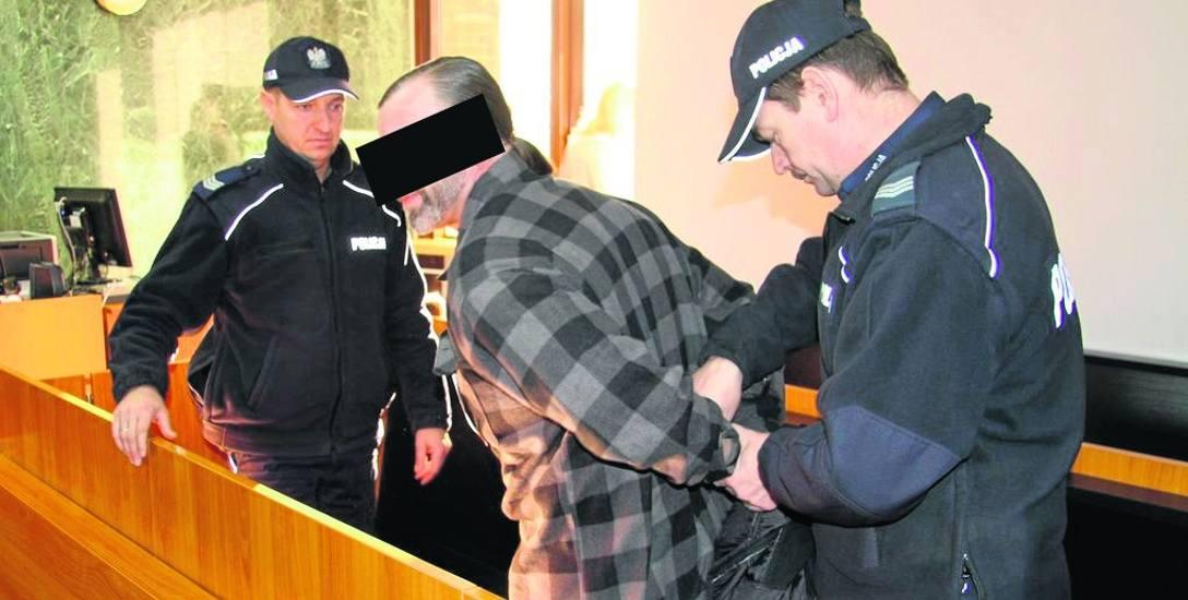 """Sąd wydając wyrok nie miał wątpliwości: Czternaście lat więzienia dla """"Wielkiego Mistrza"""" za napady"""