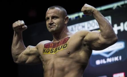 Mariusz Pudzianowski będzie jednym z bohaterów gali na PGE Narodowym