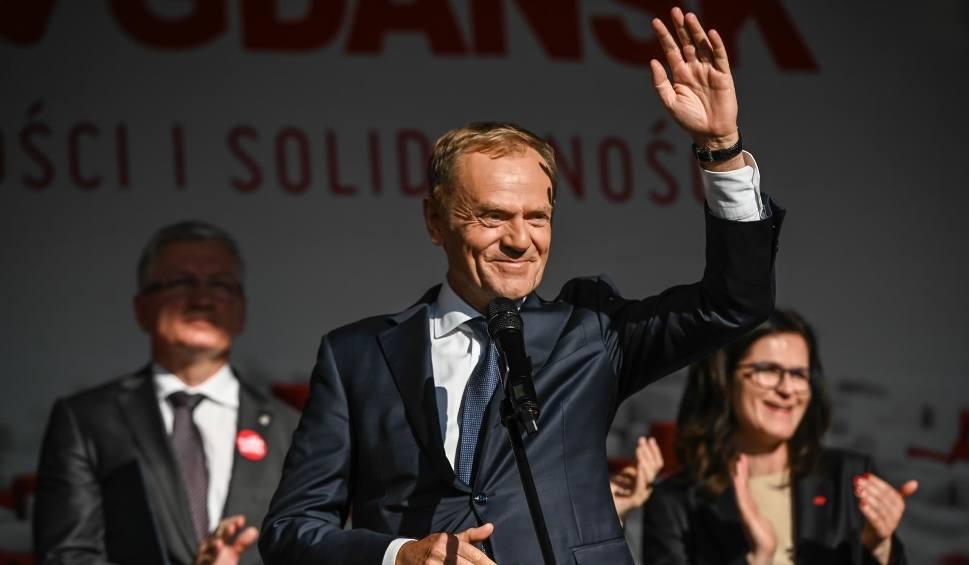 Film do artykułu: Wybory prezydenckie 2020. Politolog: Donald Tusk informując, że nie będzie startował, dał opozycji czas na znalezienie kandydata
