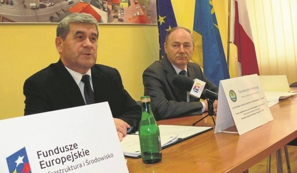 Film do artykułu: Poprawią jakość wody w Tarnobrzegu