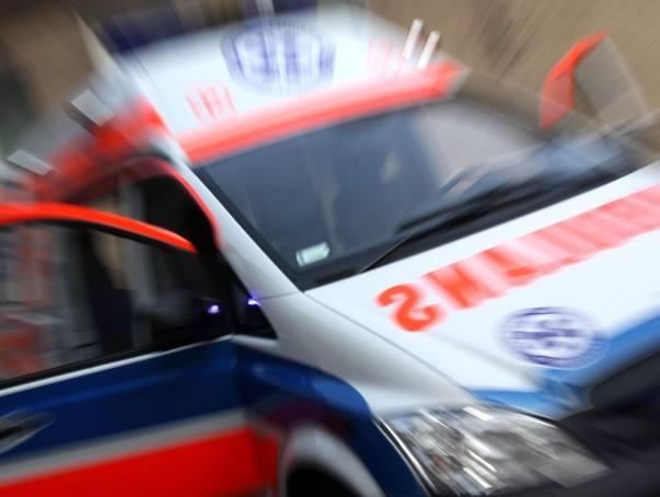 Pacjent z koronawirusem zmarł w drodze do szpitala w Koszalinie