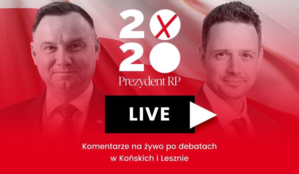 Film do artykułu: Komentarze na gorąco po debatach w Końskich i Lesznie