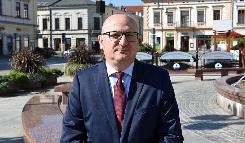 Film do artykułu: Krzysztof Głuc nie boi się podejmować trudnych decyzji i chce być prezydentem Nowego Sącza