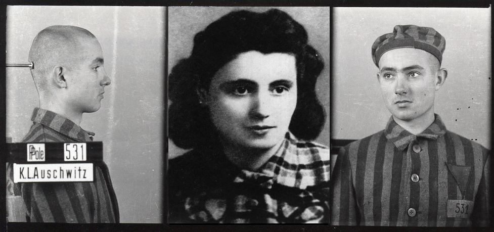 Miłość w obozie śmierci. Tragiczna historia Mali Zimetbaum i Edka Galińskiego