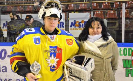 Paweł Bizub został najlepszym graczem w drużynie MMKS Podhale w meczu przeciwko Zagłębiu Sosnowiec.