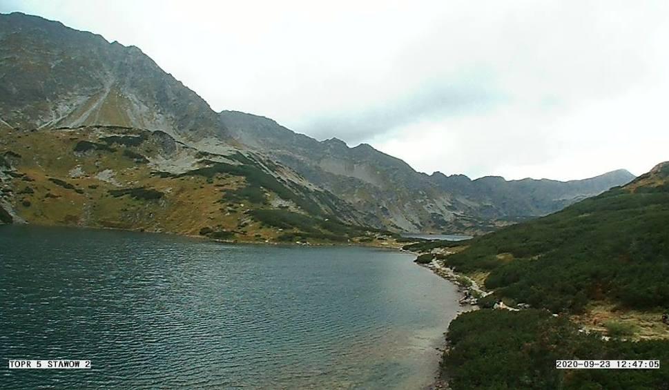 Film do artykułu: Tatry. Nadciąga załamanie pogody. W weekend spadnie śnieg w górach