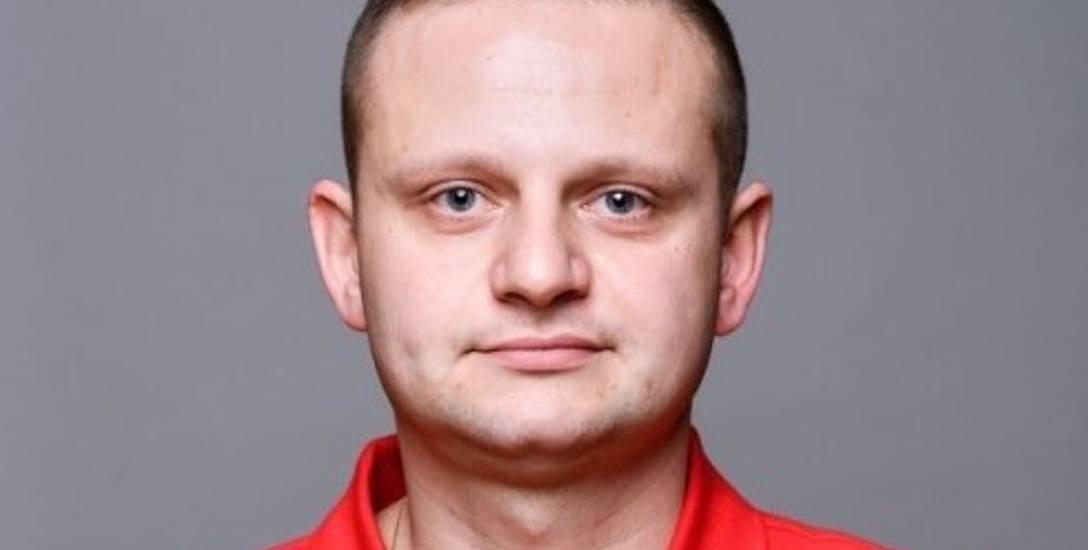 Trener Łukasz Chmura nie ukrywa, że będę zmiany w kadrze Błękitnych