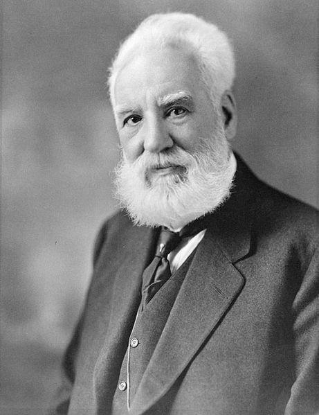 Alexander Graham Bell, portret z lat 1914-1919