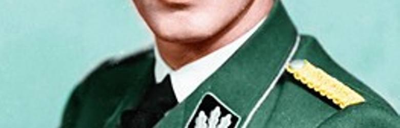 Reinhard Heydrich (1904-1942)Pochodził z Halle. Był synem śpiewaka operowego. W 1922 r. wstąpił do niemieckiej floty. W 1931 r. został z niej wyrzucony