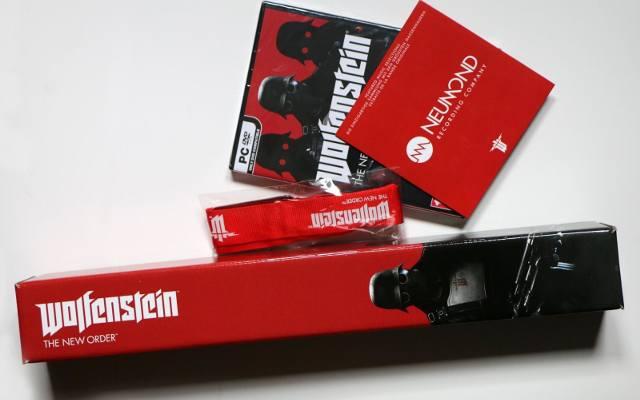 Wolfenstein: The New Order. Gra i gadżety do wygrania [konkurs]