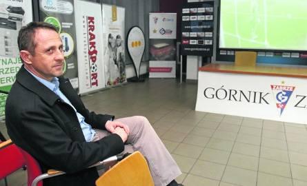Robert Warzycha trenował Górnika od marca 2014 do sierpnia 2015