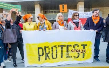 Jaka będzie skala nauczycielskiego protestu, trudno na razie określić