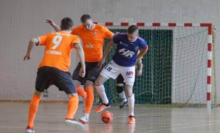 Heiro Rzeszów w ostatnim meczu sezonu przegrało w Komprachcicach
