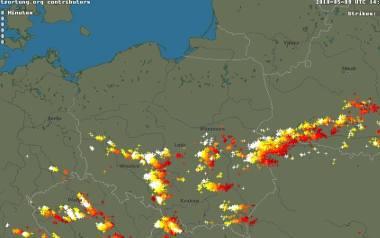 Gdzie Jest Burza Sprawdz Radar Burzowy Online 2020 I Ostrzezenia