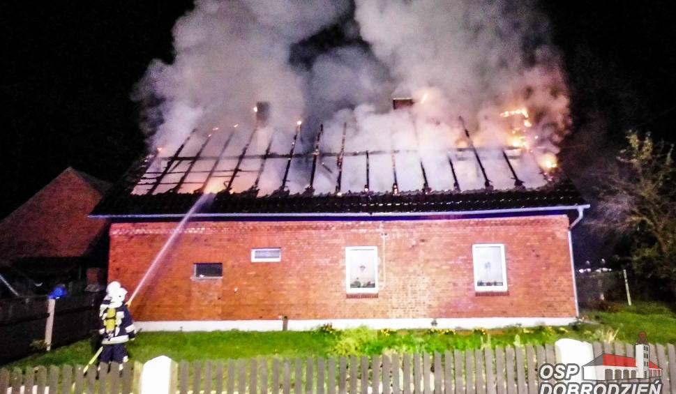 Film do artykułu: W pożarze domu stracili cały dobytek. Rodzina Andraczków potrzebuje pomocy