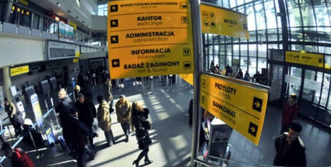 Kłopoty z przejściem granicznym w Porcie Lotniczym Bydgoszcz. Lotnisko podnosi ceny