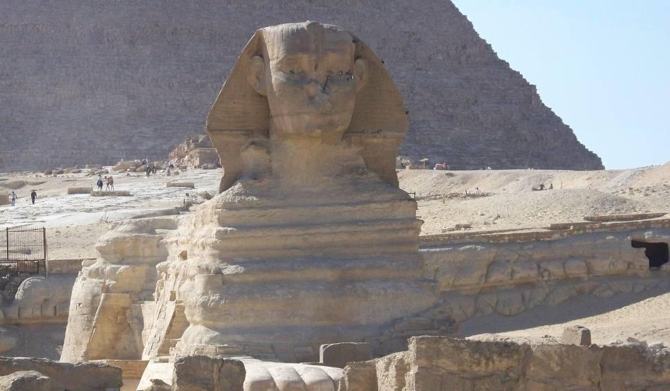 Film do artykułu: Podróżnik magiczny. Wraz z nowosolanką odkrywamy ziemię faraonów