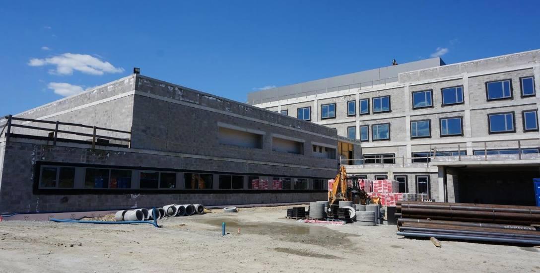 Nowy Szpital Powiatowy w Żywcu nie będzie na czas, ale są także dobre wieści