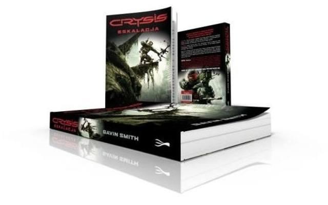 Crysis: Eskalacja. Trzy książki do zdobycia [konkurs]