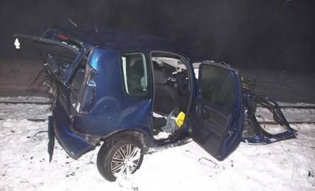 Wypadek w Daszewie