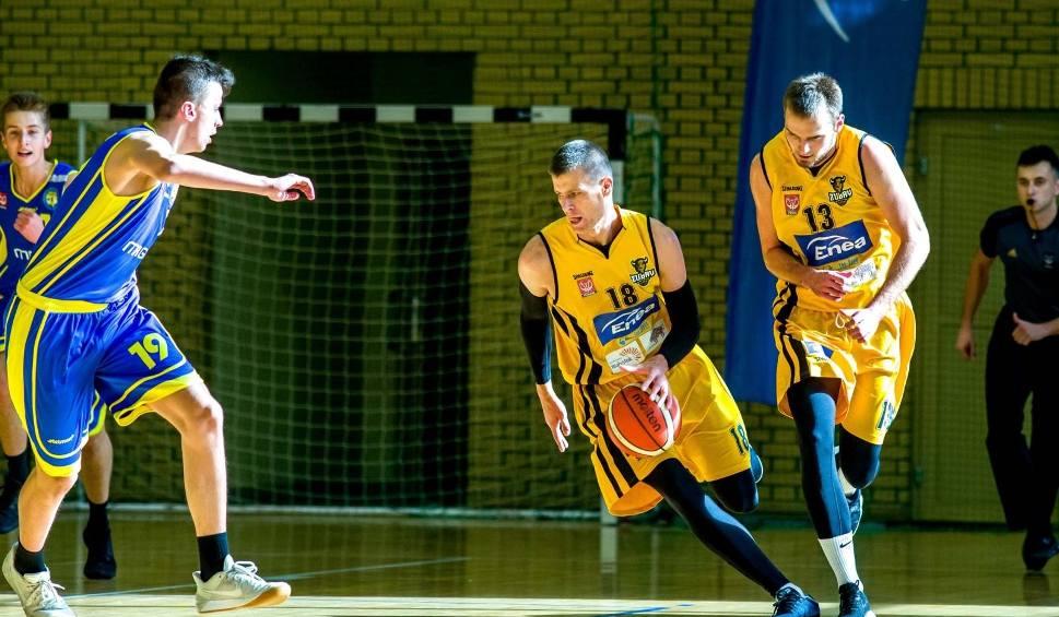 Film do artykułu: Koszykówka. Beniaminek był bliski niespodzianki w Białymstoku [zdjęcia]