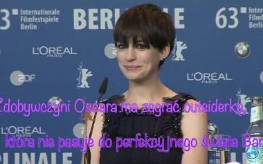 Anne Hathaway będzie lalką Barbie?
