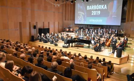 Barbórka 2019 grupy Górażdże - koncert muzyki filmowej w Filharmonii Opolskiej