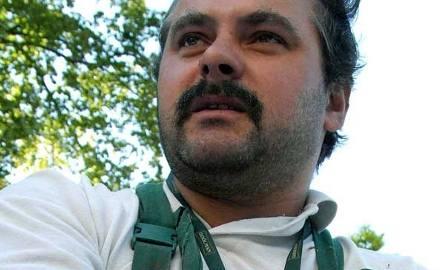 Jacek Kiełt: - Tuż przed pielgrzymką na Jasną Górę, w domu wysiadł hydrofor.