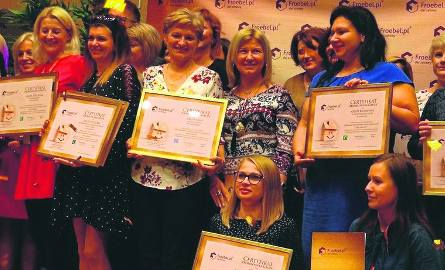 Przedszkole w Dąbrowicy ciężko pracowało na to, aby wreszcie zdobyć Certyfikat Koncepcji Pedagogicznej