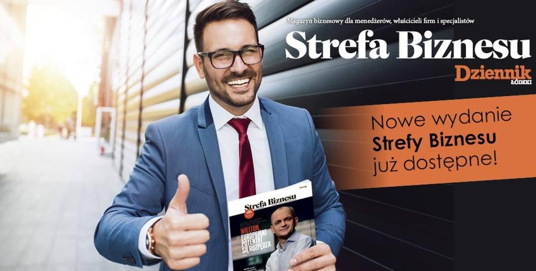 """Najnowsze wydanie ekskluzywnego kwartalnika """"Strefa Biznesu"""" jest już dostępne"""