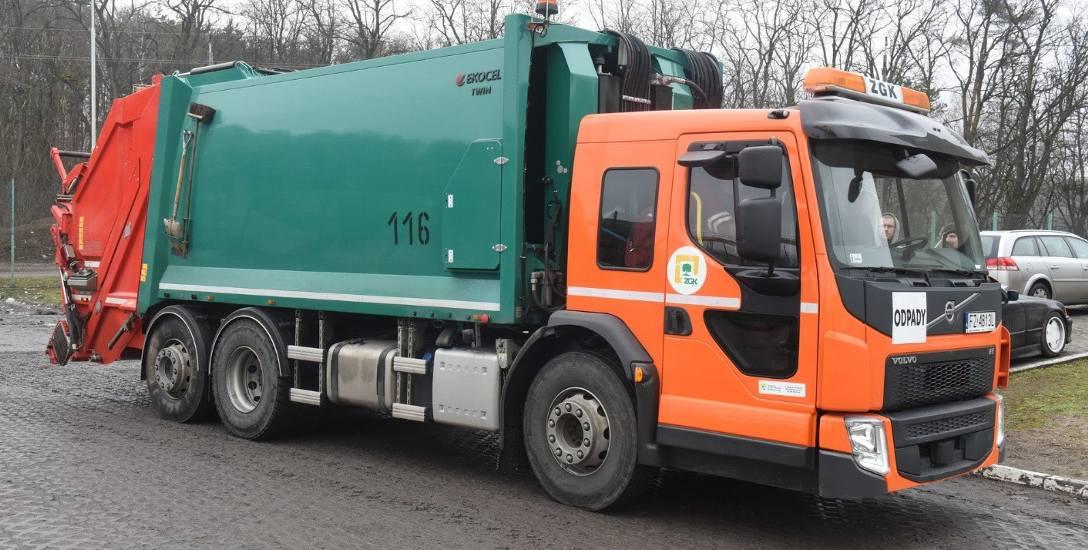 Zakład Gospodarki Komunalnej będzie odbierał śmieci na terenie Zielonej Góry raz w tygodniu. Do tej pory na dużych osiedlach odpady zabierane były dwa